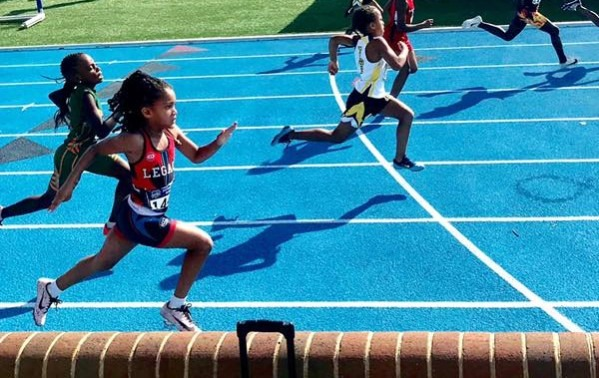 Prominent Track and Field
